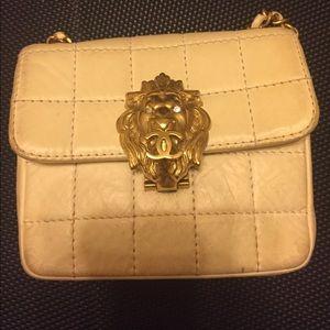 Chanel Leo crossbody mini lion bag